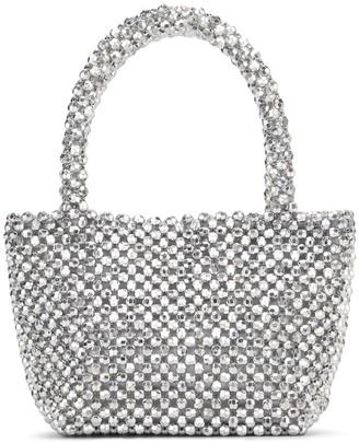 Loeffler Randall Mina embellished mini tote bag