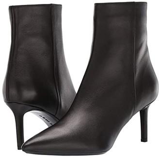 Aquatalia Mackenzie Nappa (Black) Women's Boots