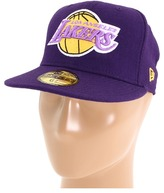 New Era 59FIFTY Los Angeles Lakers (Team Color Purple) - Hats