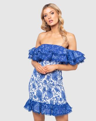Pilgrim Deacon Mini Dress