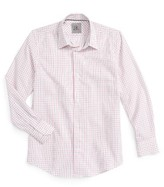 Boy's Jb Jr Check Dress Shirt
