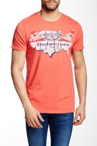 Junk Food Clothing Budweiser Map Tee