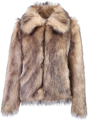 Paco Rabanne Faux Fur Jacket