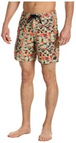 Brixton Beacon Boardshort (Multi Camo) - Apparel