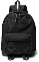 Engineered Garments Leather-Trimmed CORDURA Backpack