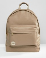 Mi-Pac Tumbled Backpack Brown