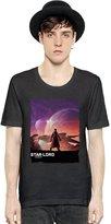 Teeshell guardians of the galaxy star lord Short Sleeve Mens T-shirt
