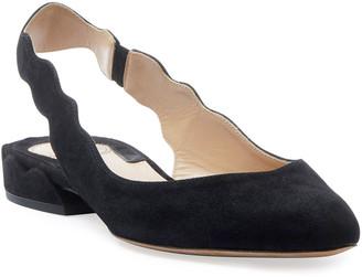 Chloé Laurena Slingback Ballet Flats