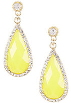 Anna & Ava Naples Teardrop Earrings
