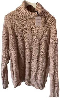 Vicolo Pink Wool Knitwear for Women