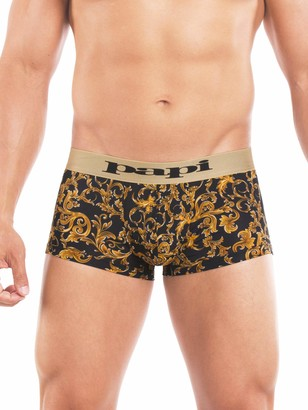 Papi Men's Low Rise Contour Pouch Trunk Underwear