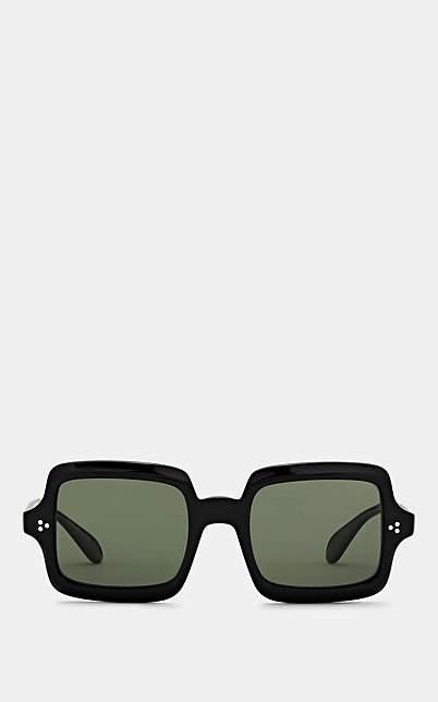 Oliver Peoples Women's Avri Sunglasses - Black Polar