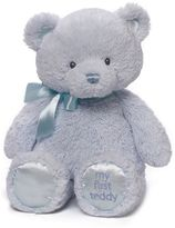 Baby Gund Babygund My First Teddy Plush Toy