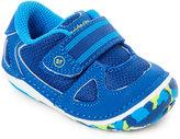 Stride Rite Infant Boys) Blue & Citron Link Sneakers
