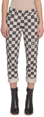 Marc Jacobs The The Turn-Up Jean