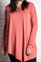 Umgee USA Asymmetrical Top