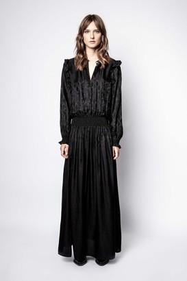 Zadig & Voltaire Roar Jac Python Dress