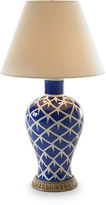Bunny Williams Home Chicken Feather Lamp, Blue