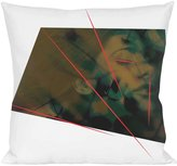 Styleart Sweet Girl Cut Pillow