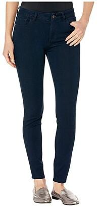 DL1961 Emma Low Rise Skinny in Stowe (Stowe) Women's Jeans