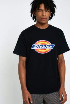 Dickies Horseshoe Black T-Shirt - black S at Urban Outfitters