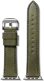 Shinola Essex Leather Strap for Apple Watch, 24mm