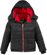 Tommy Hilfiger Boys' Puffer Jacket, Little Boys (2-7) & Big Boys (8-20)