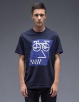 Levi's Black Commuter Drop Hem T-Shirt
