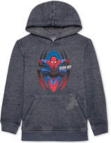Spiderman Graphic-Print Hoodie, Big Boys (8-20)