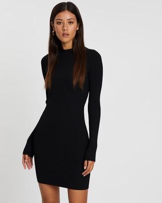 Bec & Bridge Chichi LS Knit Mini Dress