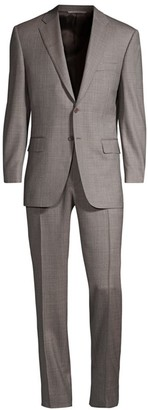 Canali Classic Italian Wool Suit