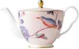 Wedgwood Cuckoo Teapot Peach