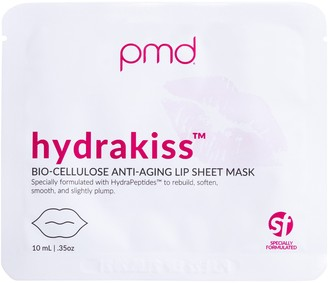 PMD Personal Microderm Hydrakiss(TM) Bio-Cellulose Anti-Aging Lip Sheet Mask