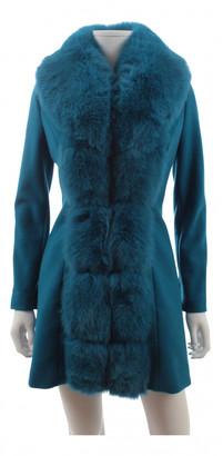Flavio Castellani Blue Fox Coats