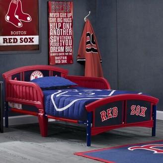 Delta Children MLB Boston Red Sox Toddler Bed