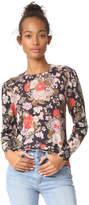 Rebecca Taylor Lua Floral Pullover
