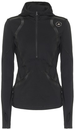 adidas by Stella McCartney TruePace hooded track jacket