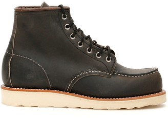 Red Wing Shoes Moc Toe 8890 Boots