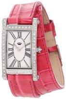 Juicy Couture Women's 1901043 Royal Double Wrap Leather Strap Watch