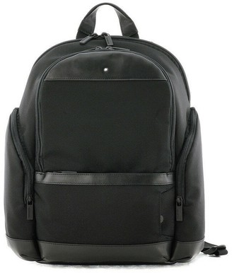 Montblanc Black And Grey backpack