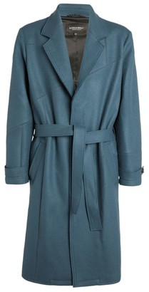 A-Cold-Wall* Wool Belted Overcoat