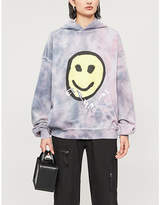 Misbhv Graphic-print cotton-blend jersey hoody