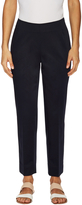 Lafayette 148 New York Women's Cotton Side Zip Cropped Pant