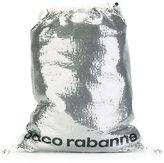 Paco Rabanne sequin embellished backpack