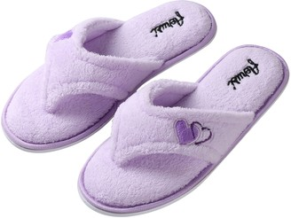 Aerusi Women's Splash Spa Slipper