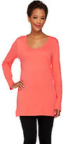 Liz Claiborne New York Regular Essentials Long Sleeve Tunic
