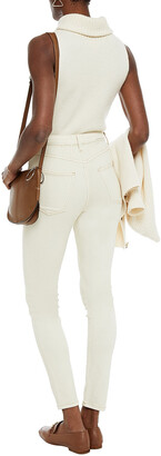 Current/Elliott The Whitby High-rise Skinny Jeans