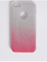 M&S Collection iPhone 5/5s Glitter Phone Case