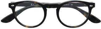 Ray-Ban Round Tortoise Shell Glasses