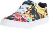 Polo Ralph Lauren Hanford Print BL Fashion Sneaker (Little Kid/Big Kid), Print-Black